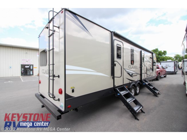 2021 Forest River Flagstaff Classic 832CLSB - New Travel Trailer For Sale by Keystone RV MEGA Center in Greencastle, Pennsylvania
