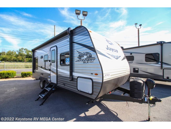 New 2021 Jayco Jay Flight SLX 212QB available in Greencastle, Pennsylvania