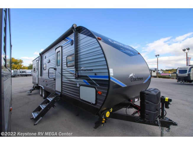 New 2021 Coachmen Catalina Trail Blazer 29THS available in Greencastle, Pennsylvania