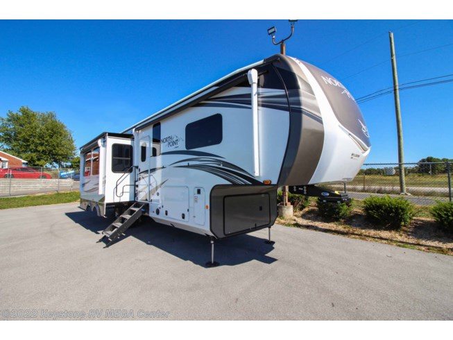 New 2021 Jayco North Point 373BHOK available in Greencastle, Pennsylvania