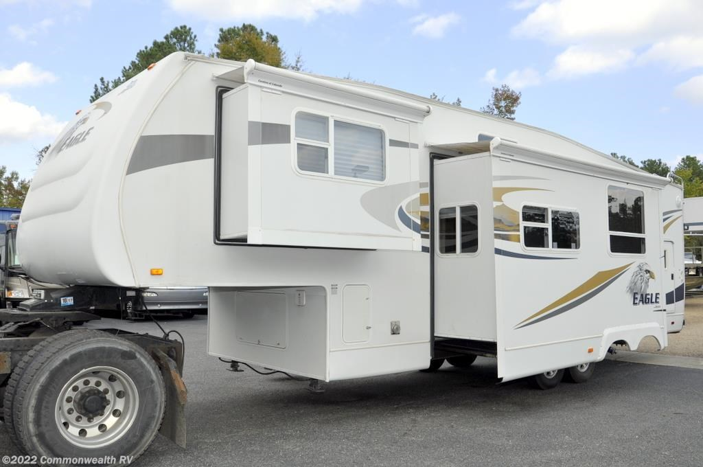2007 Jayco Rv Eagle Fifth Wheels 325 Bhs For Sale In