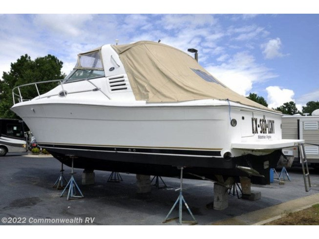 2002 Miscellaneous Sea Ray Amberjack 340 - Used Miscellaneous For Sale by Commonwealth RV in Ashland, Virginia