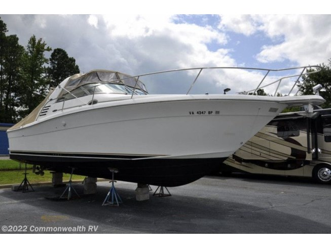 Used 2002 Miscellaneous Sea Ray Amberjack 340 available in Ashland, Virginia