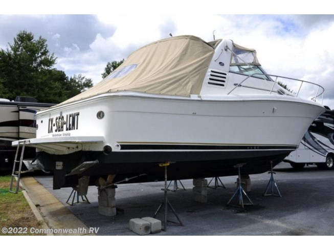 2002 Sea Ray Amberjack 340 by Miscellaneous from Commonwealth RV in Ashland, Virginia