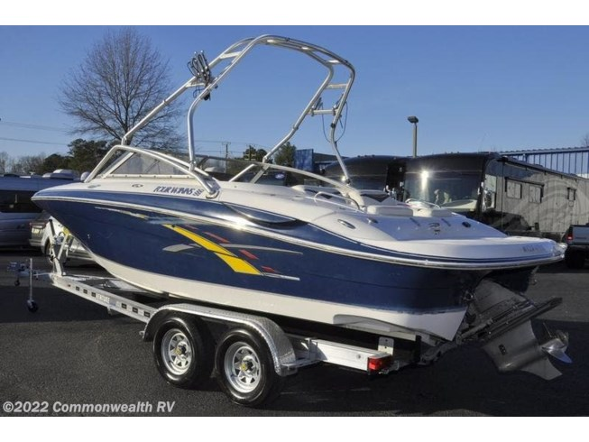 2007 Four Winds Horizon 220 - Used Boat For Sale by Commonwealth RV in Ashland, Virginia