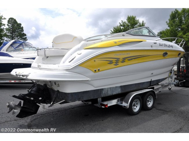 2005 Crownline 270 CR by Miscellaneous from Commonwealth RV in Ashland, Virginia
