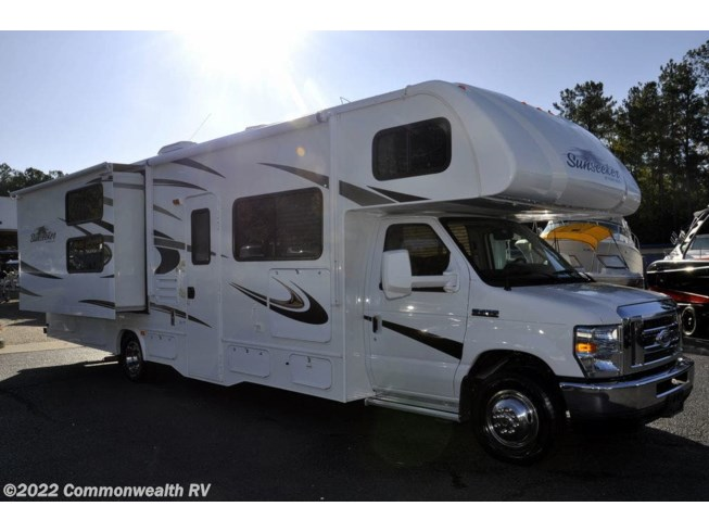 Used 2015 Forest River Sunseeker Ford Chassis 3170DS available in Ashland, Virginia