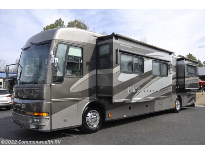 New 2005 Fleetwood American Tradition 40L available in Ashland, Virginia