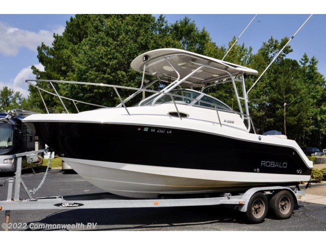 Used 2008 Miscellaneous Robalo R 225 Walkaround available in Ashland, Virginia