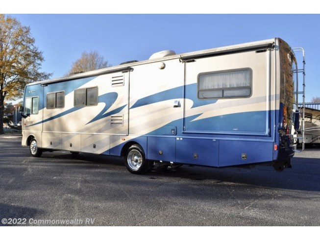 2008 Fleetwood Bounder 38P - Used Class A For Sale by Commonwealth RV in Ashland, Virginia