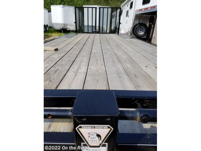 2019 Golden Trailers 102'' W x 24'L Deckover