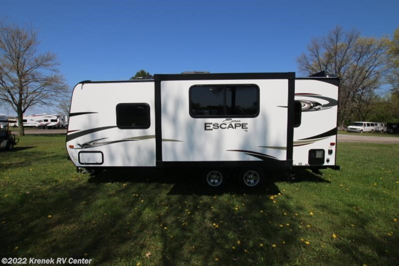 Escape Spree Travel Trailer