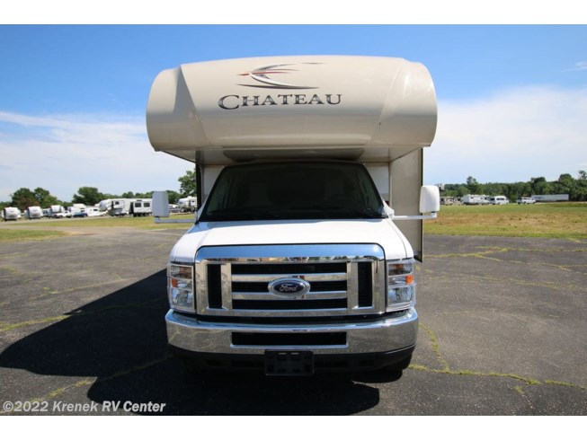 2017 Chateau 31E Bunkhouse Ford by Thor Motor Coach from Krenek RV Center in Coloma, Michigan