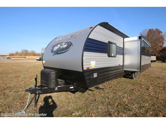 New 2021 Forest River Cherokee Grey Wolf 28DT available in Coloma, Michigan