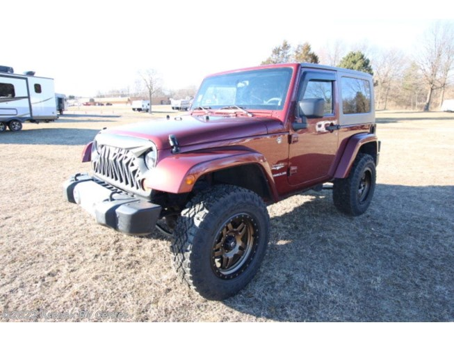 Used 2009 Livin' Lite Jeep Sahara available in Coloma, Michigan