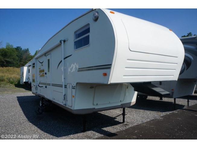 2004 Forest River Flagstaff 8528BHSS