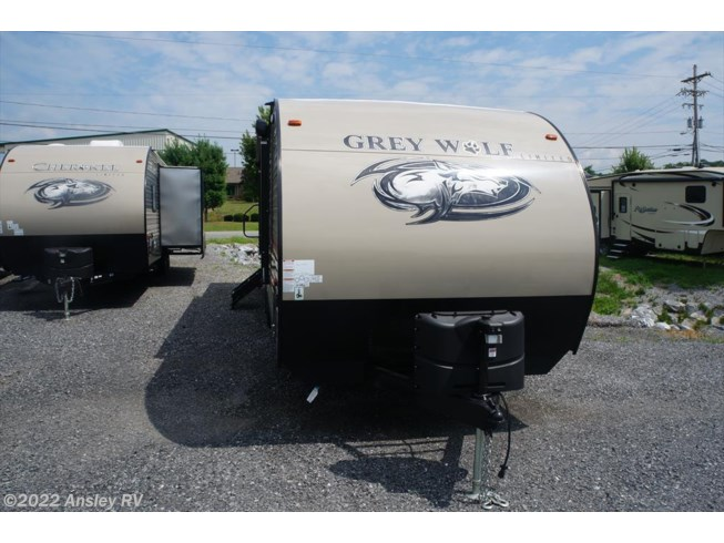2018 Forest River Grey Wolf 26CKSE