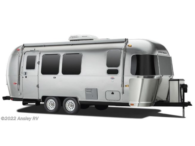 Stock Image for 2018 Airstream Flying Cloud 19CB (options and colors may vary)