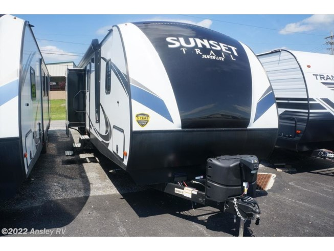 2018 CrossRoads Sunset Trail Super Lite SS331BH