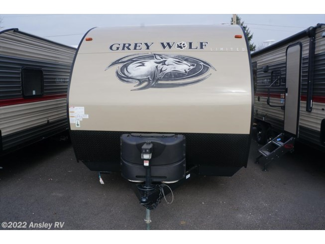 2019 Forest River Grey Wolf 22MKSE