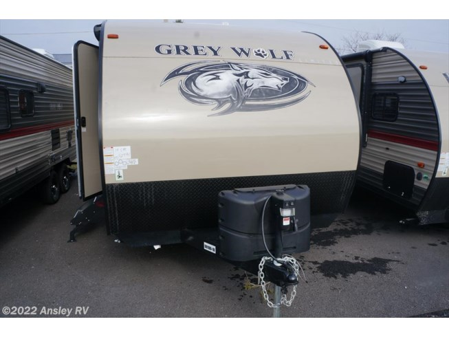 2019 Forest River Grey Wolf 19SM