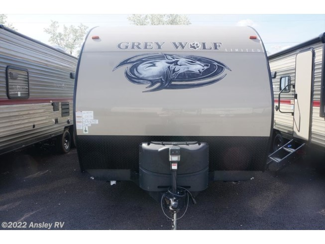 2019 Forest River Grey Wolf 20RDSE