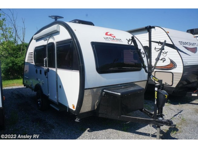 2018 Little Guy Trailers Max