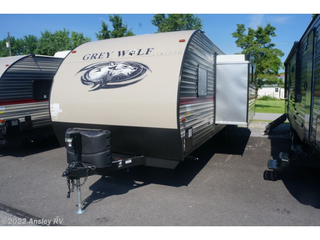 2019 Forest River Grey Wolf 26DBH