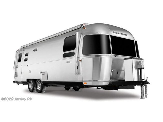 Stock Image for 2019 Airstream Globetrotter 27FB (options and colors may vary)