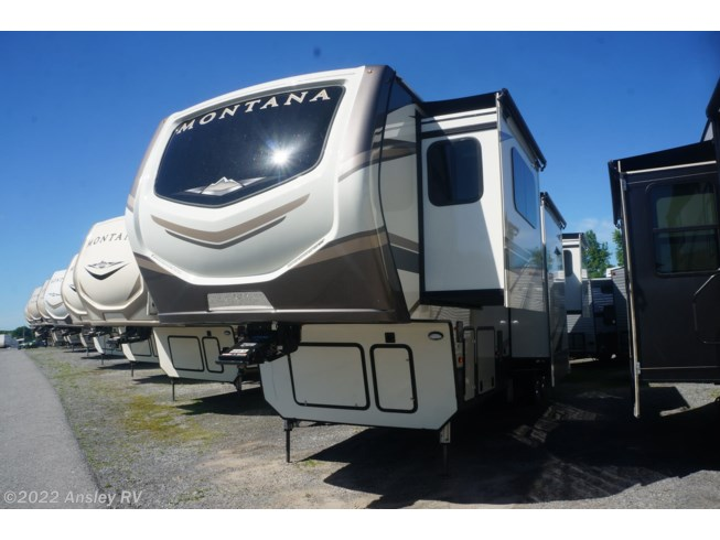 2020 Keystone Montana 3761FL - New Fifth Wheel For Sale by Ansley RV in Duncansville, Pennsylvania
