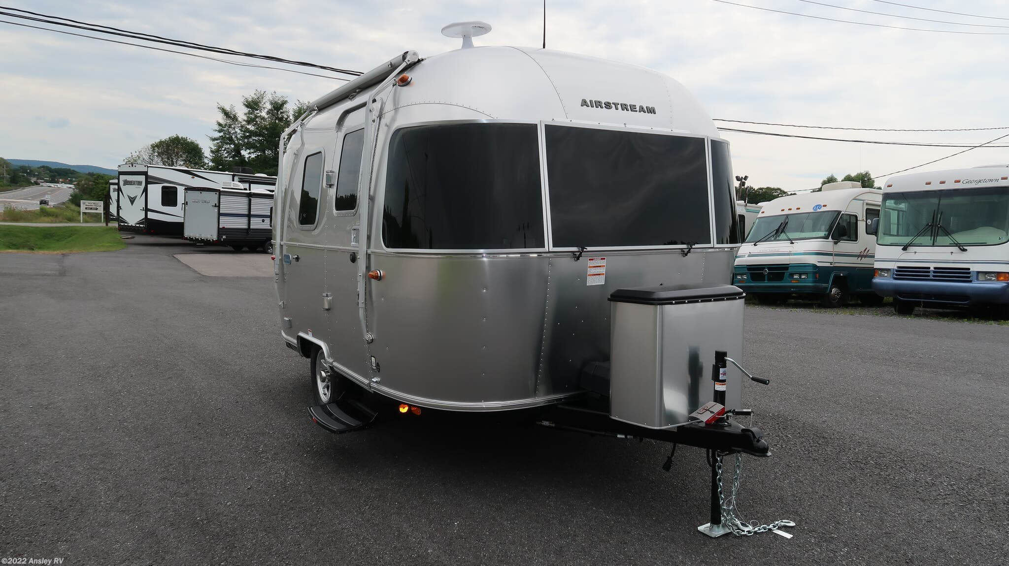 D0297-19 - 2020 Airstream Basecamp Basecamp X Travel Trailer