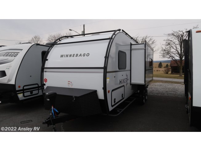 New 2021 Winnebago Hike H210RB available in Duncansville, Pennsylvania