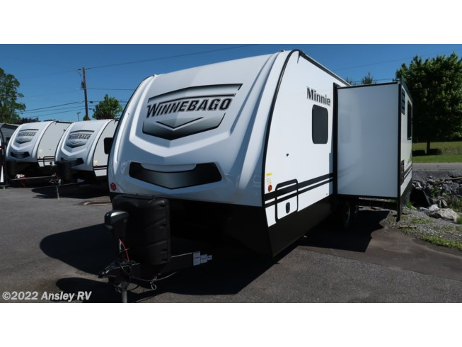 New 2021 Winnebago Minnie 2202RBS available in Duncansville, Pennsylvania