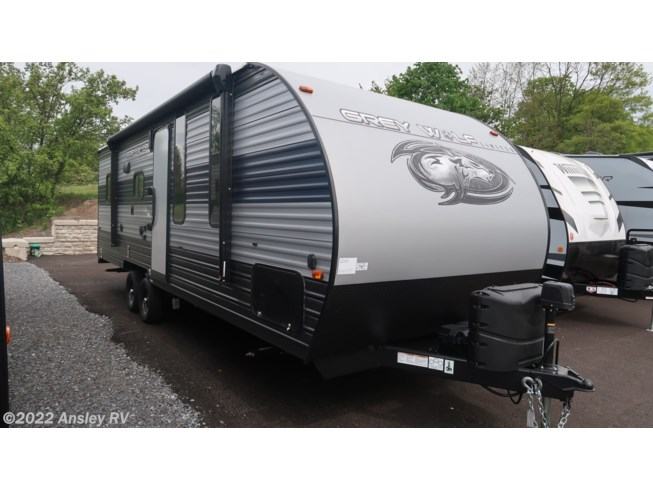 New 2021 Forest River Cherokee Grey Wolf 22RR available in Duncansville, Pennsylvania
