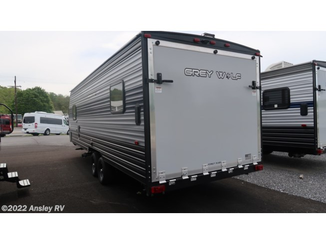 2021 Cherokee Grey Wolf 22RR by Forest River from Ansley RV in Duncansville, Pennsylvania