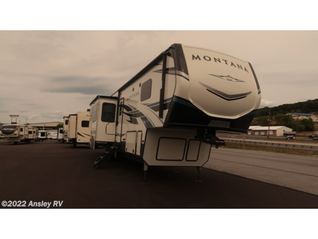 New 2021 Keystone Montana 3791RD available in Duncansville, Pennsylvania