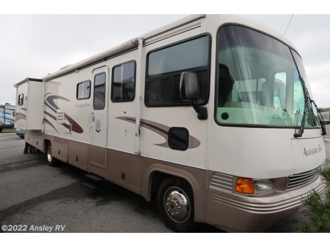 Used 1999 Tiffin Allegro Bay 36 Slide available in Duncansville, Pennsylvania
