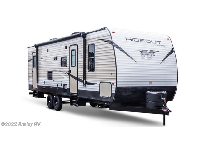 Stock Image for 2021 Keystone Hideout 250BH (options and colors may vary)