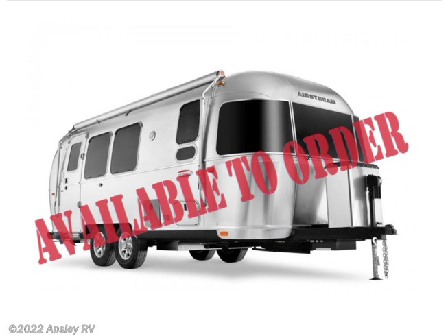 New 2021 Airstream International 25RB available in Duncansville, Pennsylvania