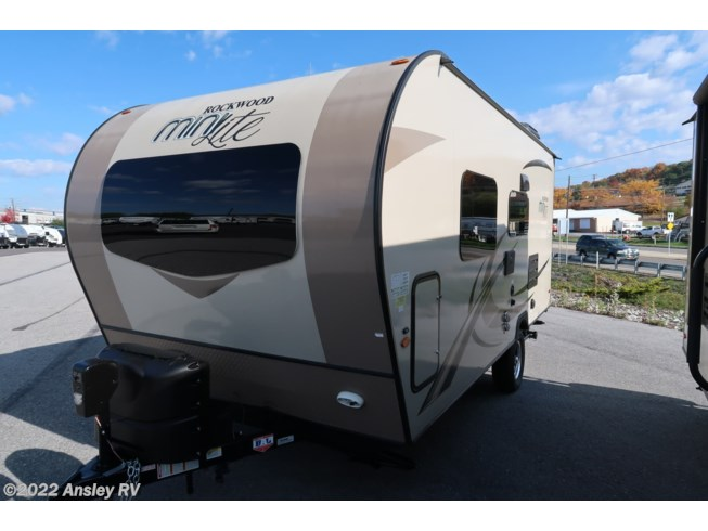 Used 2019 Forest River Rockwood Mini Lite 1905BH available in Duncansville, Pennsylvania