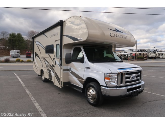 Used 2020 Thor Motor Coach Chateau 24F available in Duncansville, Pennsylvania