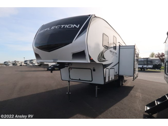 2021 Grand Design Reflection 150 Series 268BH - New Fifth Wheel For Sale by Ansley RV in Duncansville, Pennsylvania features DVD Player, Water Heater, Auxiliary Battery, Hitch, Refrigerator