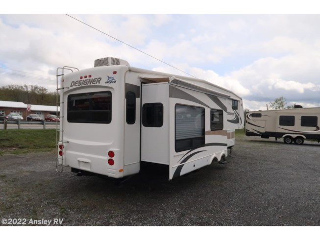 Used 2009 Jayco Designer 35 RLTS available in Duncansville, Pennsylvania
