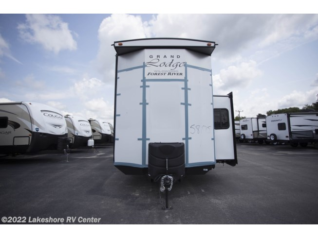 2019 Forest River Rv Wildwood Grand Lodge 42dlts For Sale In