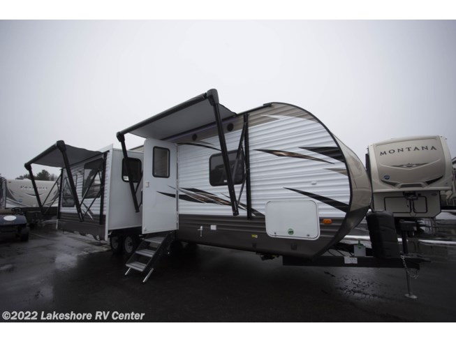 New 2018 Forest River Wildwood 27REI available in Muskegon, Michigan