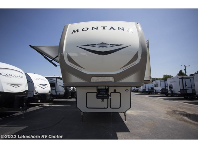 2019 Keystone Montana 3720RL - New Fifth Wheel For Sale by Lakeshore RV Center in Muskegon, Michigan