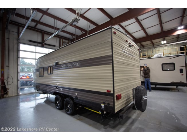2019 Wildwood X-Lite 19DBXL by Forest River from Lakeshore RV Center in Muskegon, Michigan