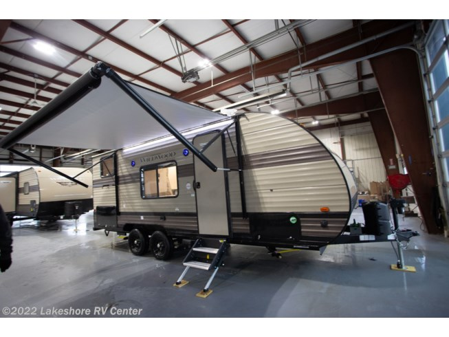 New 2019 Forest River Wildwood X-Lite 19DBXL available in Muskegon, Michigan