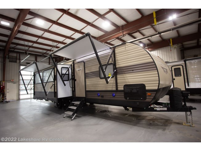 New 2019 Forest River Wildwood 27RE available in Muskegon, Michigan