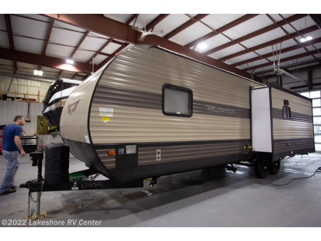 2019 Wildwood 27RE by Forest River from Lakeshore RV Center in Muskegon, Michigan